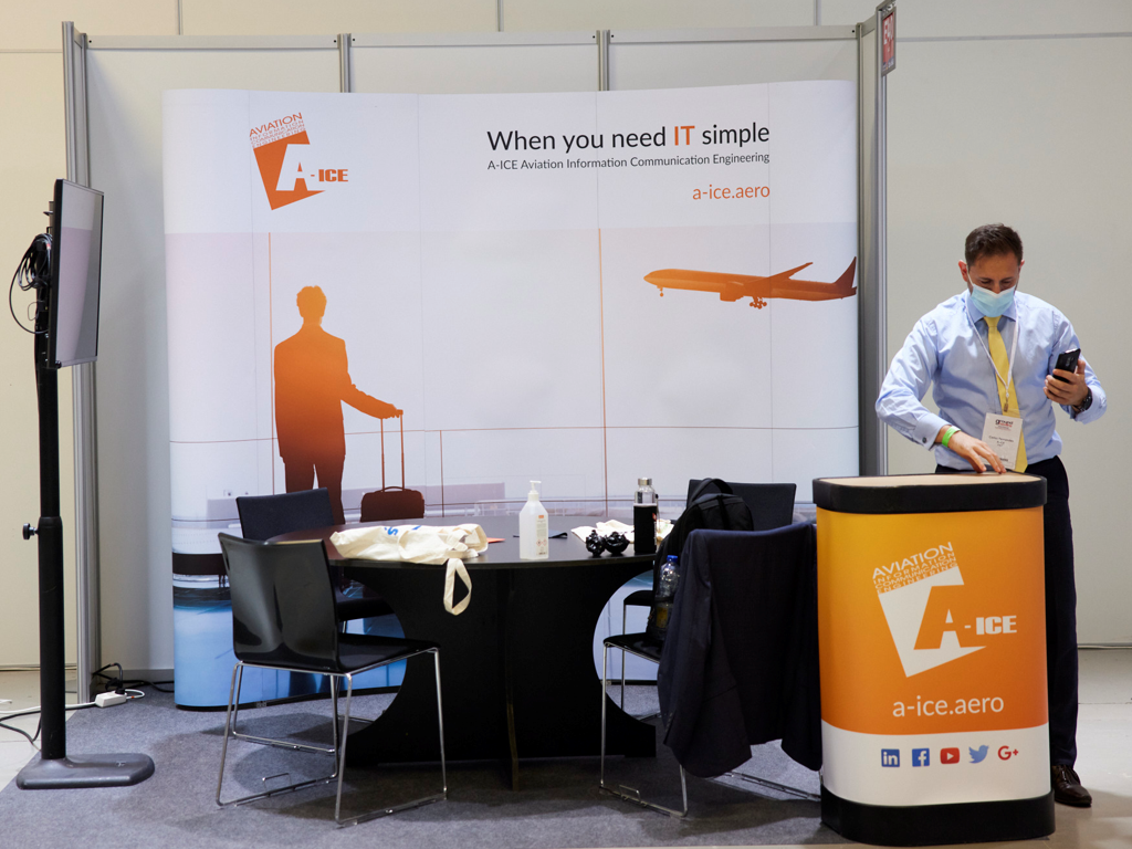 GHI Ground Handling International Conference A-ICE 1