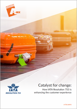 How IATA Resolution 753 is enhancing the customer experience [A-ICE Airport Solutions]