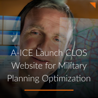 A-ICE Launch CLOS Website for Military Planning Optimization