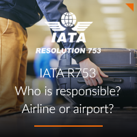 IATA R753 Who is responsible Airline or airport a-ice airport operations