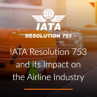 IATA Resolution 753 and its Impact on the Airline Industry A-ICE airport operations