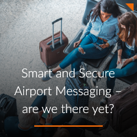 Smart and Secure Airport Messaging A-ICE Airport Operations